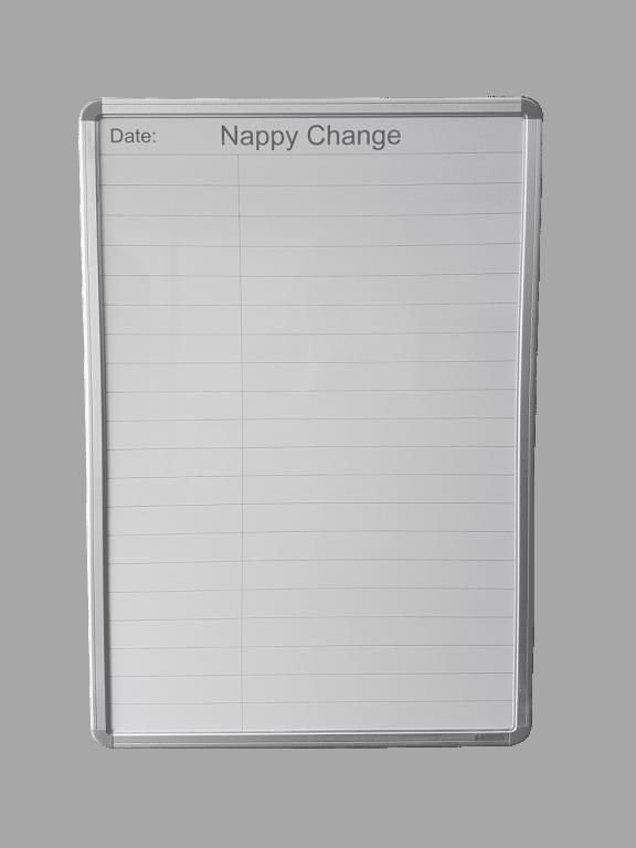 Nappy Change board