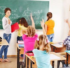 Blackboards and Chalkboards