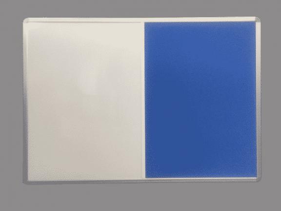 combination whiteboard noticeboard
